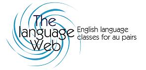 The language Web Logo