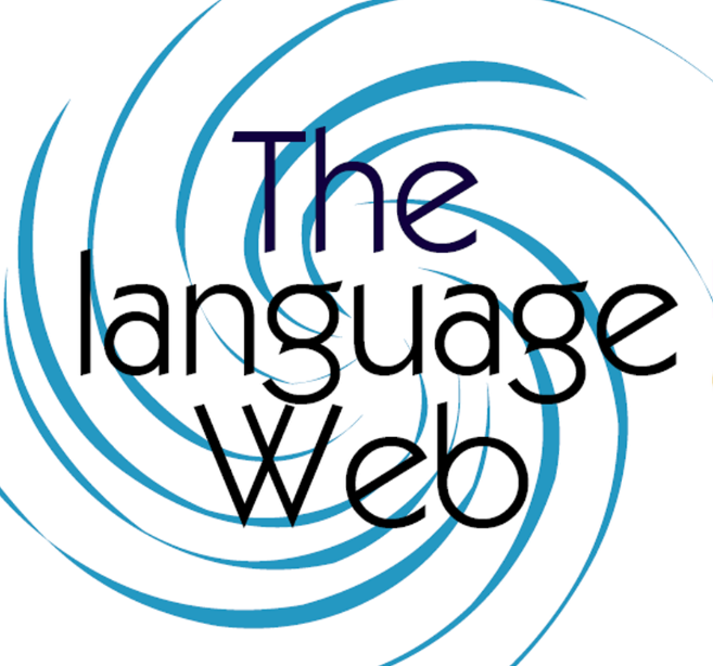 The language Web Logo